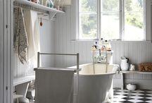 Bathroom / by Helen Robinson