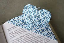 Marque pages / by Sophye Bergeron Démonstratrice Stampin'Up!