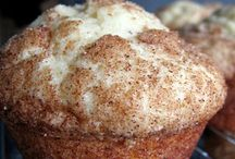 Food or Drink:  Muffins / by Carolyn Glenister
