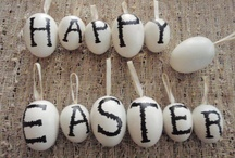 ~ Easter Inspiration ~ / Ideas, Inspiration, Food, Decor, etc. / by Jodie Valenti