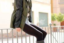 Style - Love Leggings/Jeggings / by Cammie Hackney