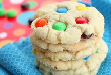 Food - Cookies Sugar / by Kimberly Howard