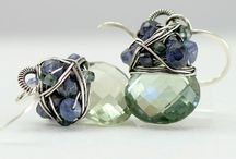 Beaded and Handmade Jewelry / by Pamela Withrow