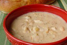 Soups and Crock Pot recipes / by Julia Eldridge
