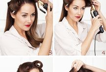 Hair! / by Alanah-Jade Lisso