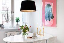 Home - dining room / by Ásta Ástþórsdóttir