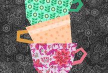 Paper pieced quilts / by Meg Sullivan