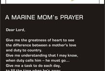 I'm a Marine Mom ! / by Jen Waid
