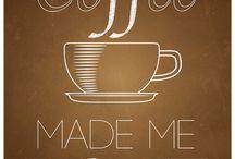 Must have Coffee / by Jenni Kolc