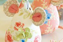 Craft Ideas / by Tricia Harvey