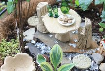Fairy Gardens, shhh can you hear them? / Fun with the Grand-children / by Denise Mattern-Morton