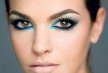Makeup & Hair / by Pamela A