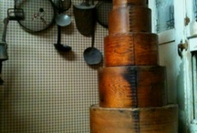 Primitive Decor 1 / primitive painted furniture, colonial decor, antiques, reproductions, pottery, etc.   / by Susan Floyd