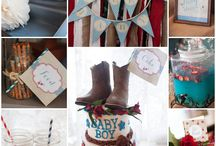 Tiffers baby shower ideas  / by Danelle Bailey