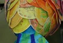 Youth art ideas / by Kari Ross