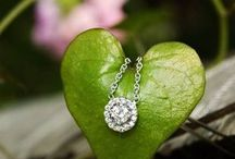 Eco-Friendly Fine Jewelry / Stunning earrings and pendants expertly crafted from eco-friendly gold and platinum and set with ethical origin diamonds and precious gemstones. / by Brilliant Earth