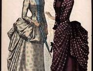 Godey's Fashion Plates / by Laurie Wuetherick Fletcher