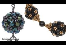 DIY/Crafts: Beaded Beads / by Amelia Kleymann