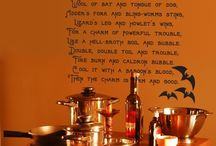 All Hallows' Eve / Eat, Sleep & Breathe Halloween / by Alicia Kelkenberg