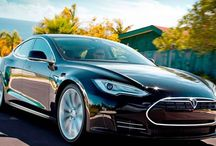 Tesla / The head of the class in automotive world. / by Jack Cochran