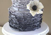 Cake designs / by Chastity Allen
