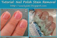 Nails  / by Amelia Neil