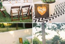 Event Styling Love  / Helping us get inspired for future wedding website designs / by Sitting in a Tree