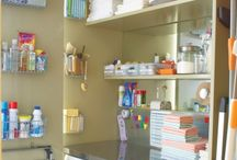 Laundry Room Ideas / by Sarah Wiggs