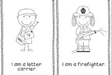 Community Helpers / by Wendy Pilcher
