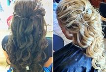 Becca's Wedding hair / by Beth Crandall