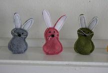 finger puppets / by Christine Jeffs