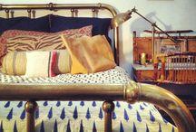 Bedrooms / by Melissa Jakobitz