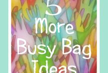 Busy Bags / by Melissa Smith
