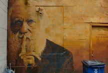 Street Art / by Elbe Seaton