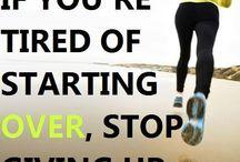 Motivation / by Cindy Johnson