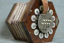 Accordions & instruments ....... / P / by Heidi