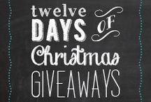 12 Days of Christmas Giveaways 2013 / 12 Days of Christmas Giveaways is back and this year we are giving away over $2,000 worth of prizes from December 4th - December 19th - WOW! / by Minneapolis Northwest CVB