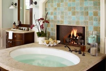 Dream Home / Ideas for my future house :)  Can you tell I love bathrooms?! / by Jennifer Back