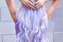hair-y looks / by Morgan Berner
