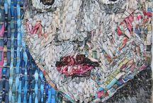 Faces / by Diana Bracy