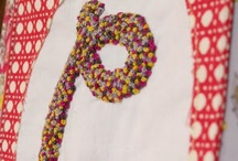 The Embroidery Hoop / Cross-stitching, embroidery, sashiko, etc / by Melissa Conklin