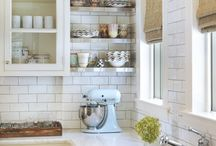 kitchen: the heart of the home / by Brooke Barnhurst