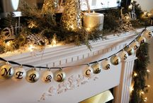 Christmas decor / by Jenny Gettings
