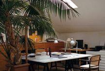 workspace / by Christine Hærra