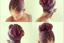 Haute Hair! / by Daphne Simmons