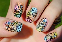 makeup and nails! / by Katie Augustine