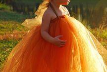 orange / by Elena at `a casarella