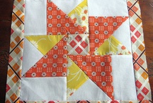 Scrap Quilts - Stars / by Mary Johnston