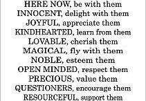Teacher Quotes / Words of wisdom etc.  / by Melissa Mann