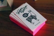 PAPER + TYPE LOVE / by Megan Lipke Kenney